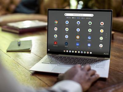 Google Workspace Chrome OS
