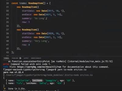 Typescript Techtalk