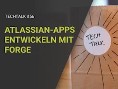 TechTalk Atlassian Cloud Forge